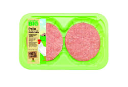 Carrefour Hamburger Di  Pollo Bio 200 G