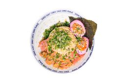 Рис з яйцем (550г)