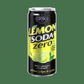Lemon Soda fără zahăr