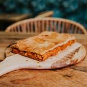 Empanada Atun y pisto 1 kg ( 6 Raciones)