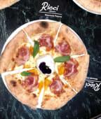 Pizza Capocollo e burrata