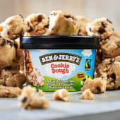 Ben & Jerry's Cookie Dough - coppetta