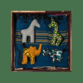 Kitenge Animal Gift Box