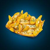 Cheesy fries parmesan