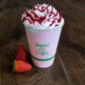 Milkshake de frutilla