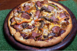 Meat Me Pizza (12 inches)