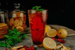 Ягодный лимонад (350мл)