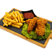Dutch wings menu