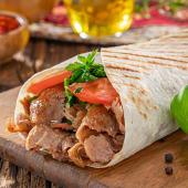 Kebab z serem 160g