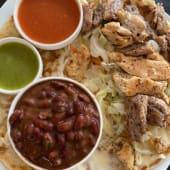 Tortillas de harina 2 carnes