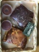 Стейк зі свинини (1кг)