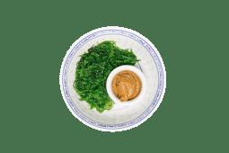 Салат з водоростей з горіховим соусом (260г)
