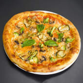 All veggie pizza
