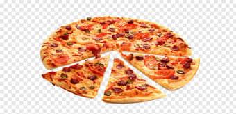 Pizza Margarita Taille M