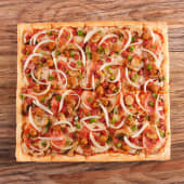 Pizza tradicional especial (grande)