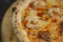 Pizza Pequena Caribe