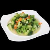 Broccoli cu usturoi