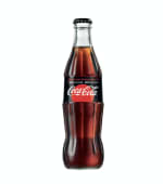 Coca cola zero (vetro)