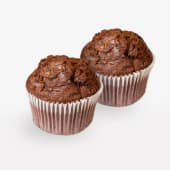 Muffin De Chocolate