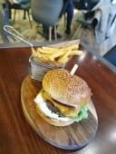 El Slanino burger