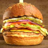 Meniu Presto Burger pui