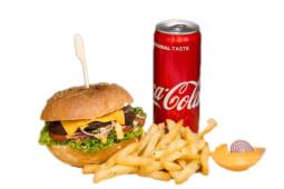 Meniu Cheeseburger vita