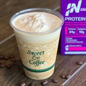 Power latte frío (12 oz.)