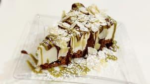 Cheesecake personalizzata