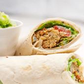 Doner kebab vegetal
