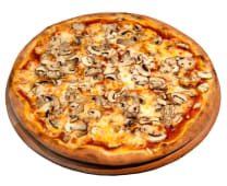 Mushrooms Pizza (27 cm.)