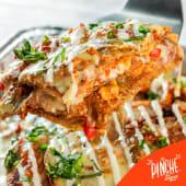 Lasagna Azteca