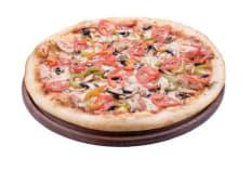 Піца курка-гриби (35см)