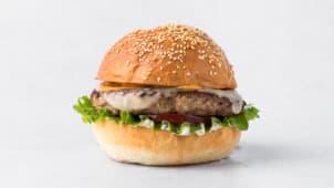Чизбургер куриный 320 г.