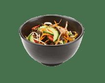 Салат грибной Азиатский (190г)
