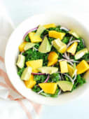 Kale & Mango Salad