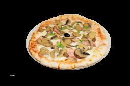 I Pizza Champignon