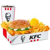 Box Meal Double Crunch