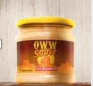 Salsa OWW vasetto 180g
