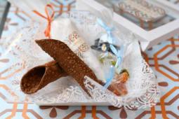 Kit 2 cannoli gluten-free