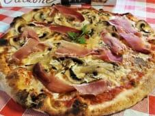 Pizza montanara (30 cm.)