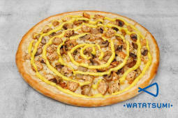 Піца Чікен-філа (500г)