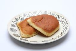 Plate of Mandazi