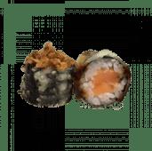 92. Hosomaki crispy salmón (8 uds)