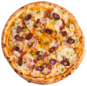 Піца Баварська (460г/30см)