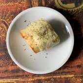 Pan al Ajo con Queso