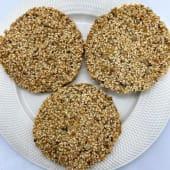 Печиво кунжутне без глютена (200г)