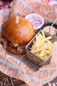 Бургер Happy (280/70/30/30г)