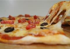 პიცა მარგარიტა 8 ნაჭრიანი