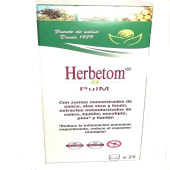 Herbetom 2 Pulm Bioserum (250 ml.)