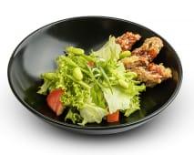 Салат з качкою та сливовим соусом (190г)